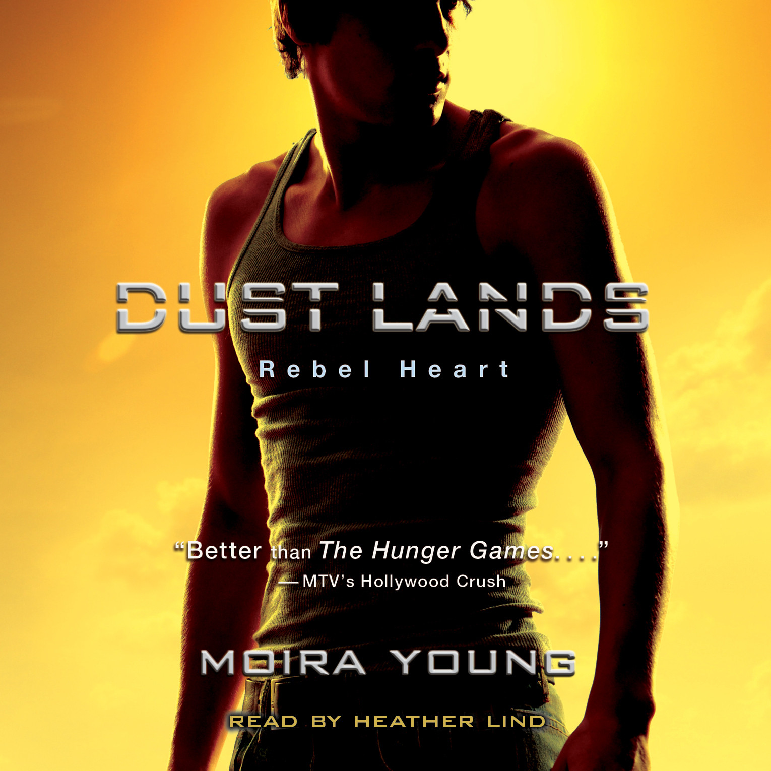 Rebel Heart Audiobook, by Moira Young