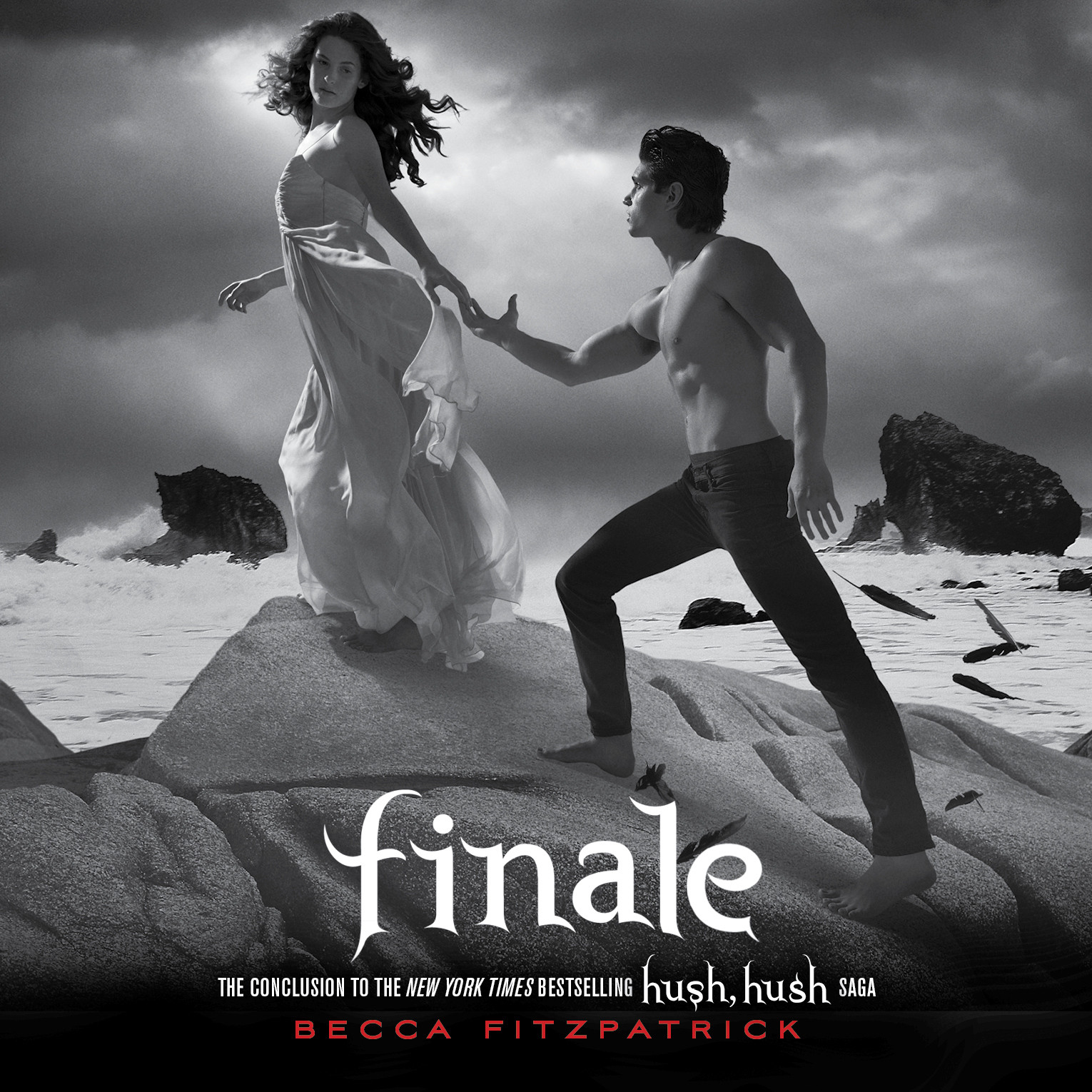 Printable Finale Audiobook Cover Art