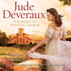 A Knight in Shining Armor Audiobook, by Jude Deveraux