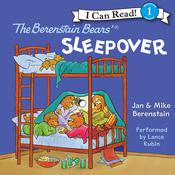 The Berenstain Bears Sleepover Audiobook, by Jan Berenstain, Mike Berenstain