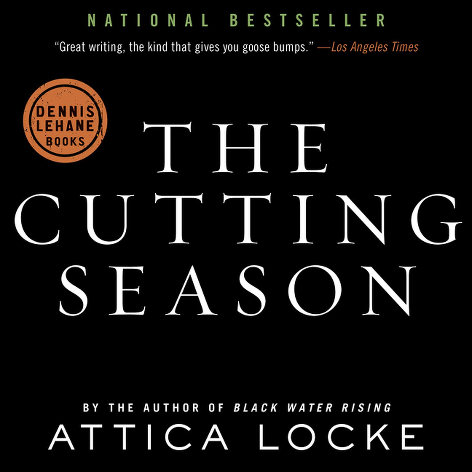 Printable The Cutting Season: A Novel Audiobook Cover Art