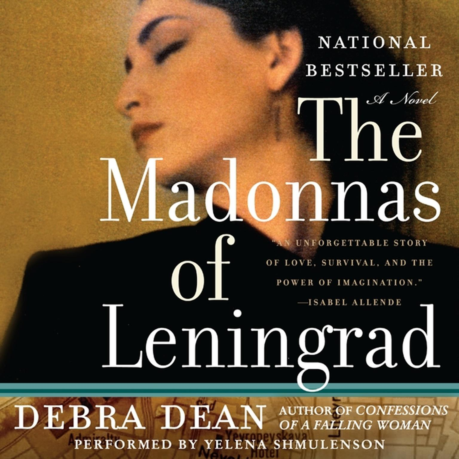 Printable The Madonnas of Leningrad Audiobook Cover Art
