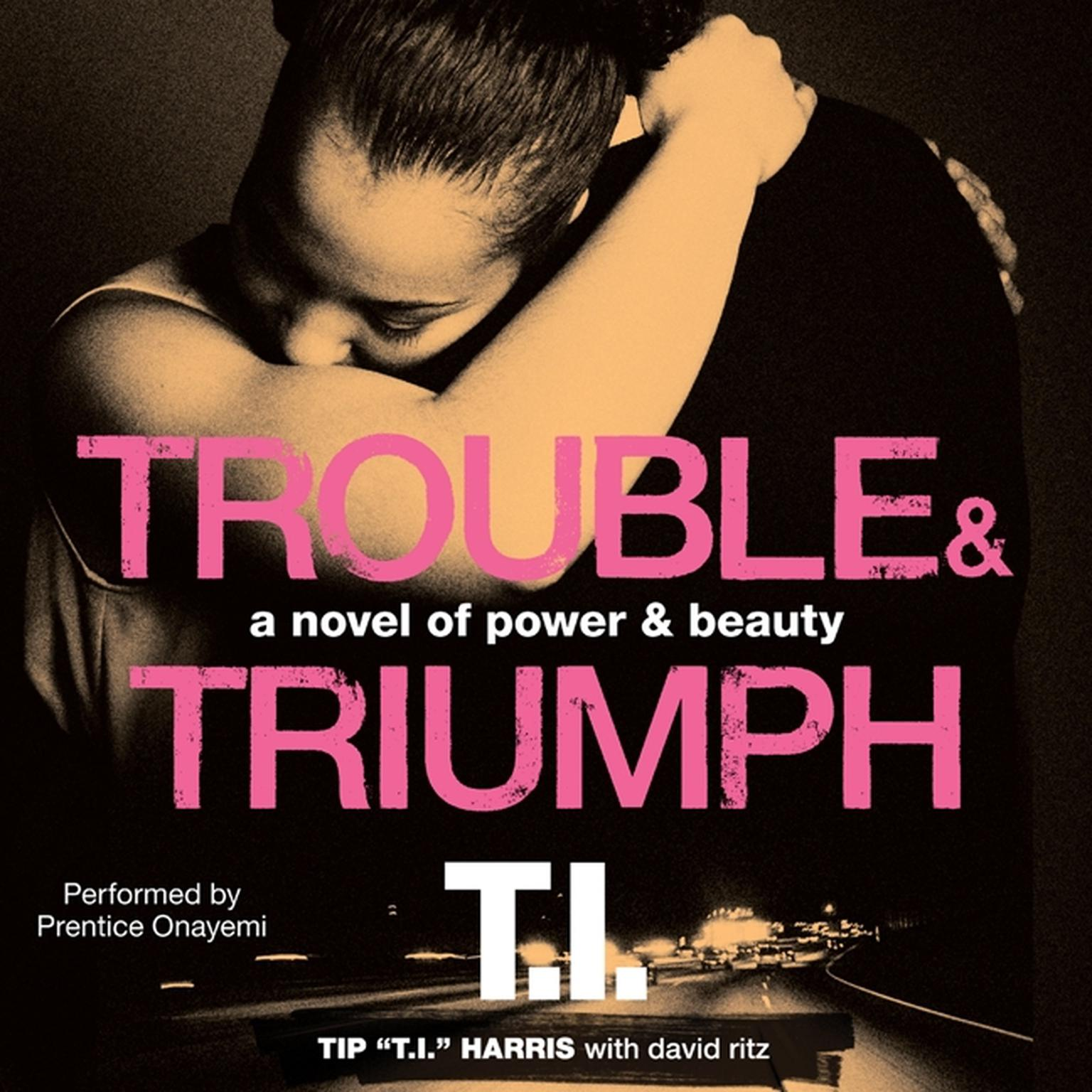 Printable Trouble & Triumph: A Novel of Power & Beauty Audiobook Cover Art
