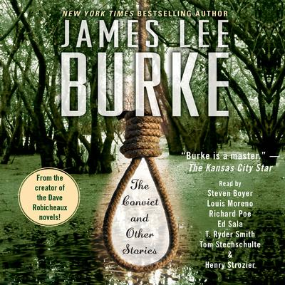 The Convict and Other Stories Audiobook, by James Lee Burke