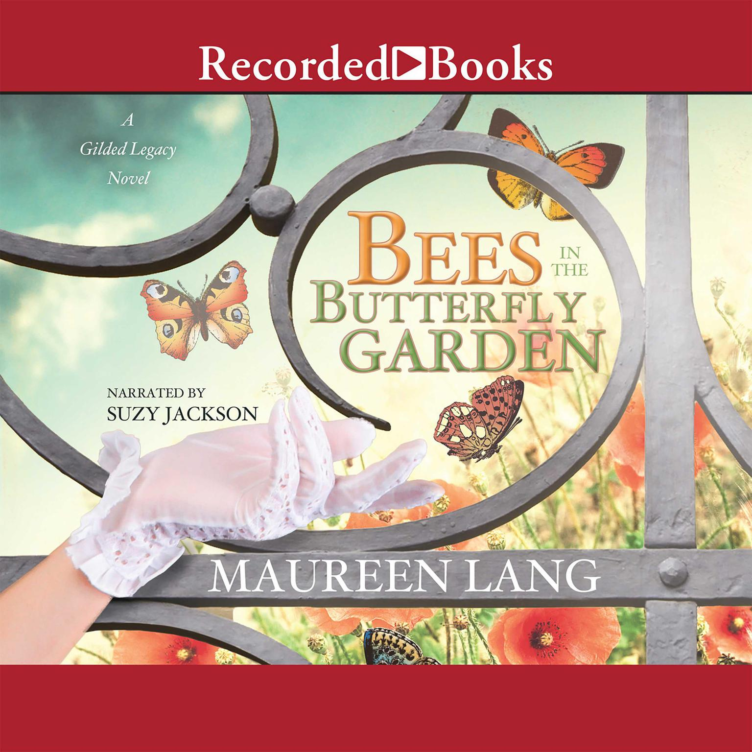 Printable Bees in the Butterfly Garden Audiobook Cover Art