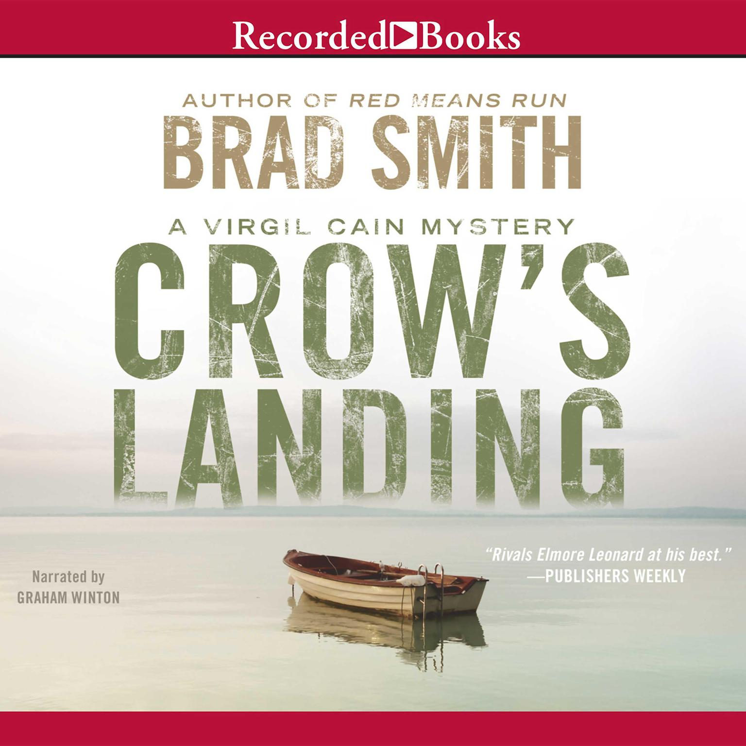 Printable Crow's Landing Audiobook Cover Art