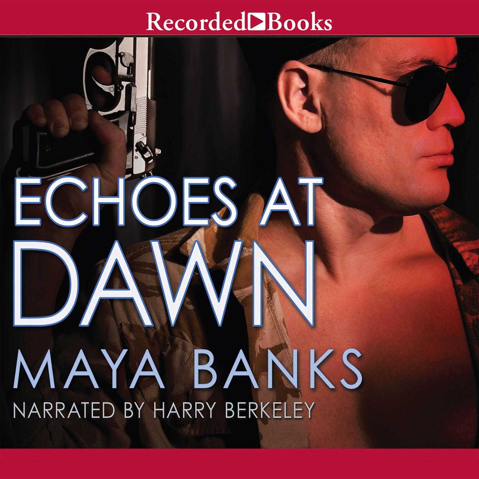 Printable Echoes at Dawn Audiobook Cover Art