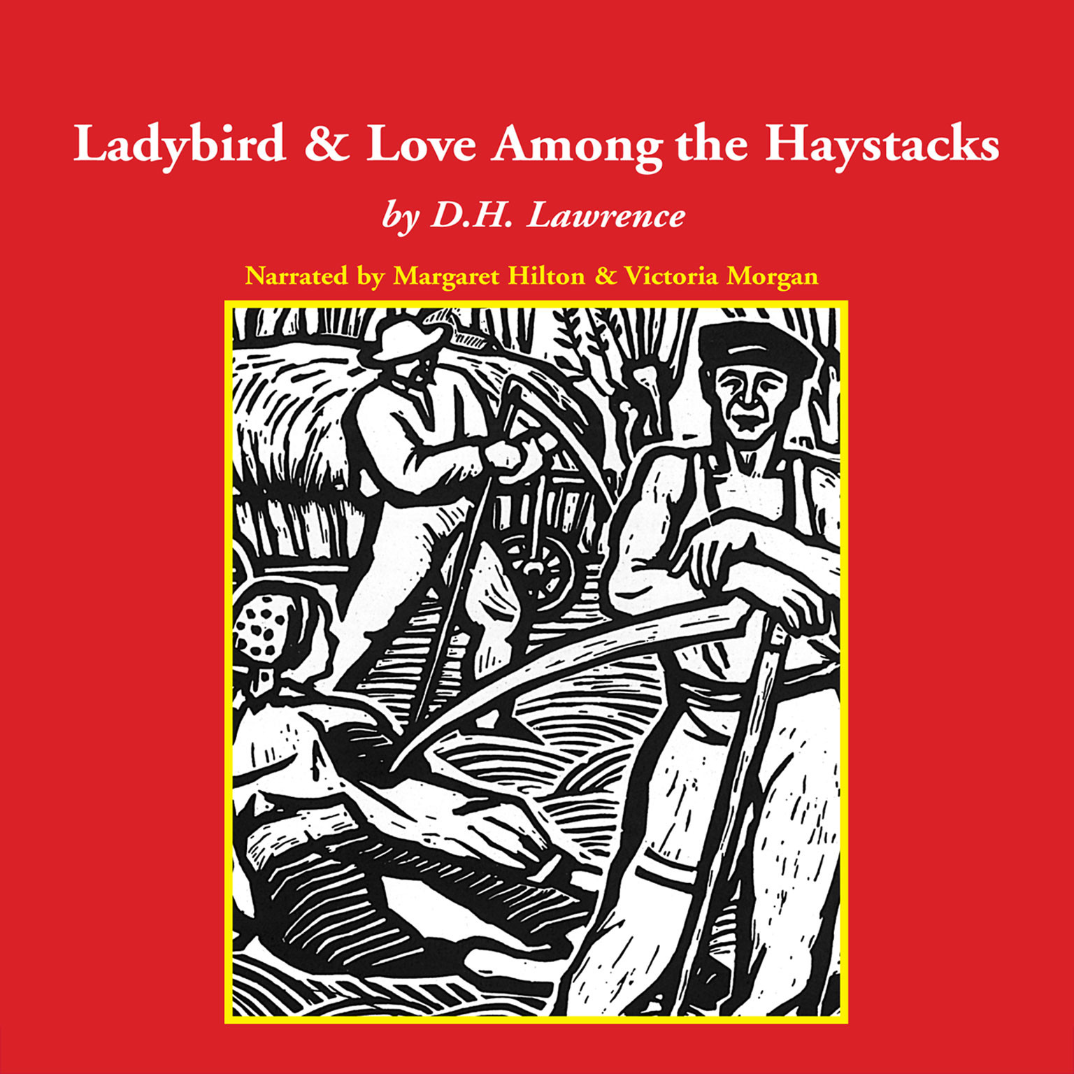 Printable The Ladybird and Love Among the Haystacks Audiobook Cover Art