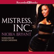 Mistress, Inc. Audiobook, by Niobia Bryant