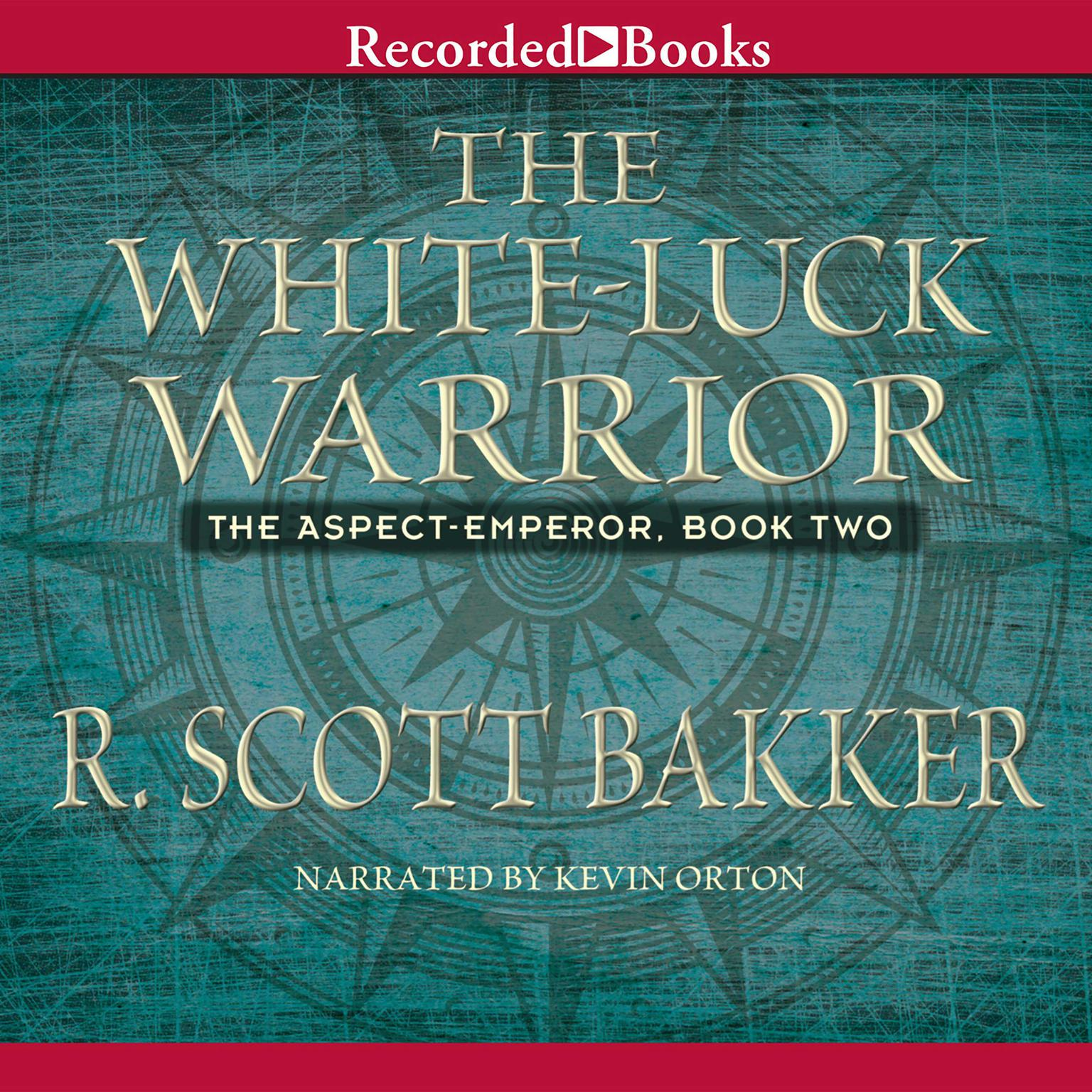 Printable The White-Luck Warrior Audiobook Cover Art