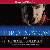 Heir of Novron, by Michael J. Sullivan