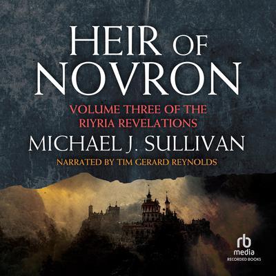 Heir of Novron Audiobook, by Michael J. Sullivan