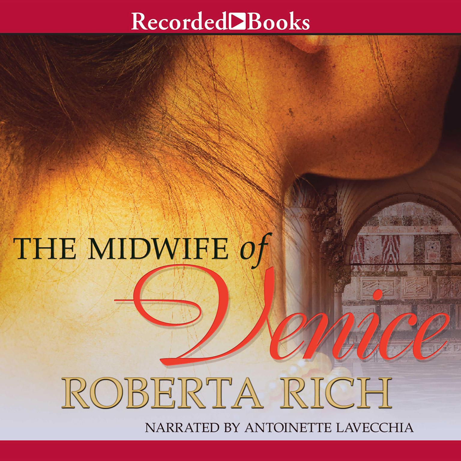 Printable The Midwife of Venice Audiobook Cover Art