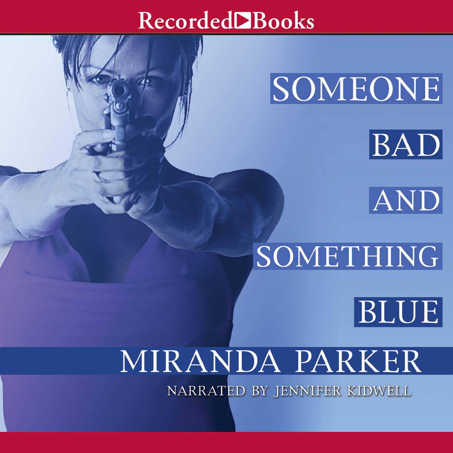 Printable Someone Bad and Something Blue Audiobook Cover Art