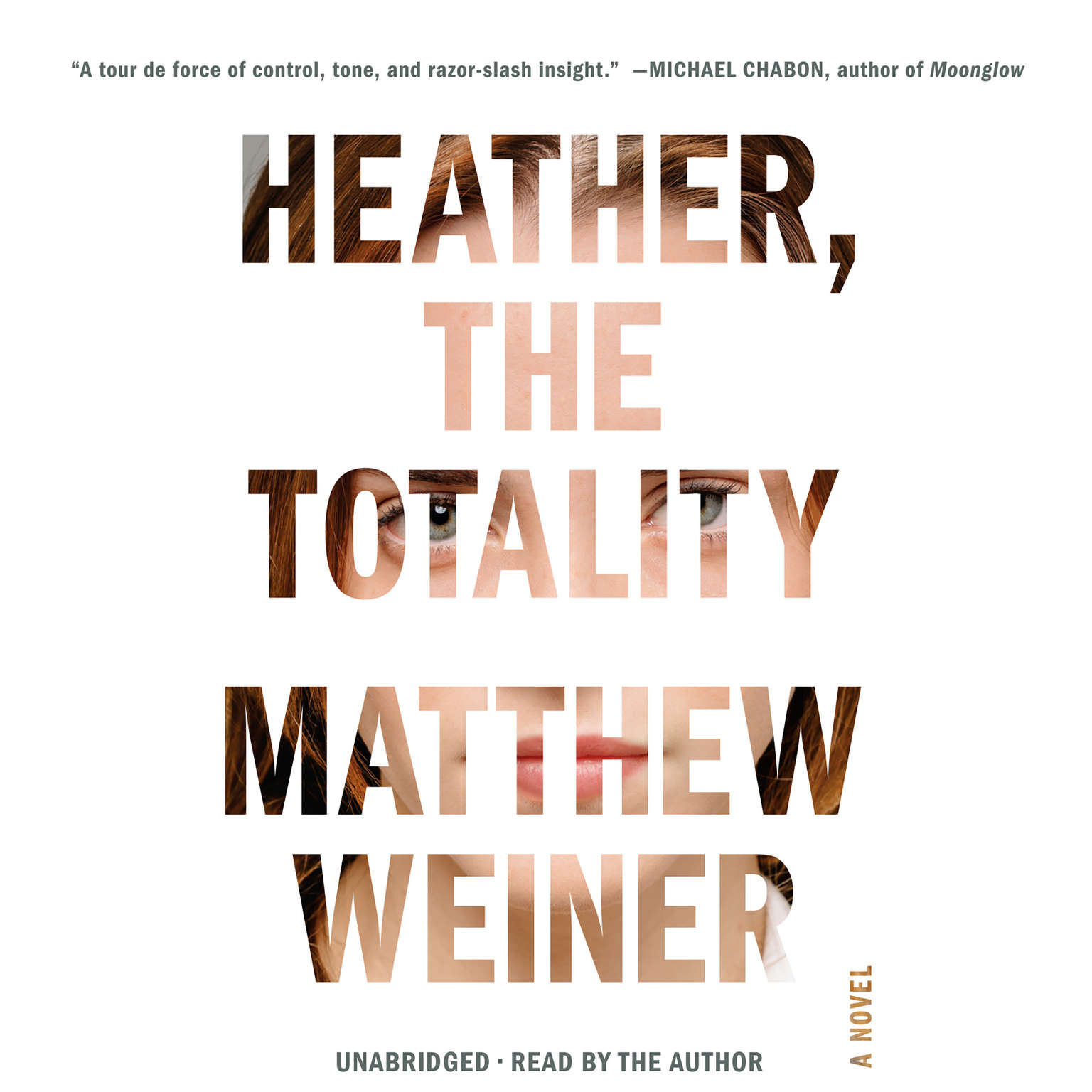 Printable Heather, the Totality Audiobook Cover Art