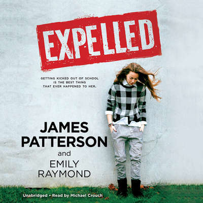 Expelled Audiobook, by James Patterson