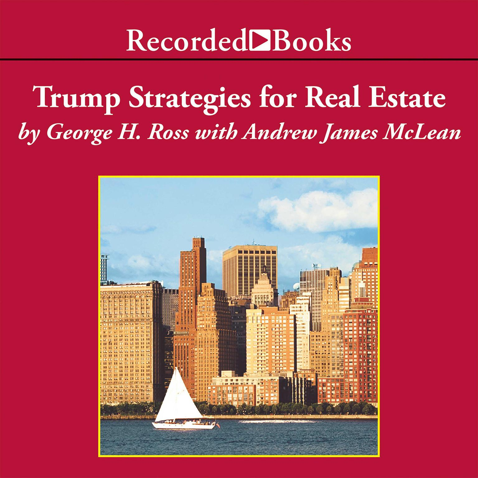 Printable Trump: Strategies for Real Estate: Billionaire Lessons for the Small Investor Audiobook Cover Art