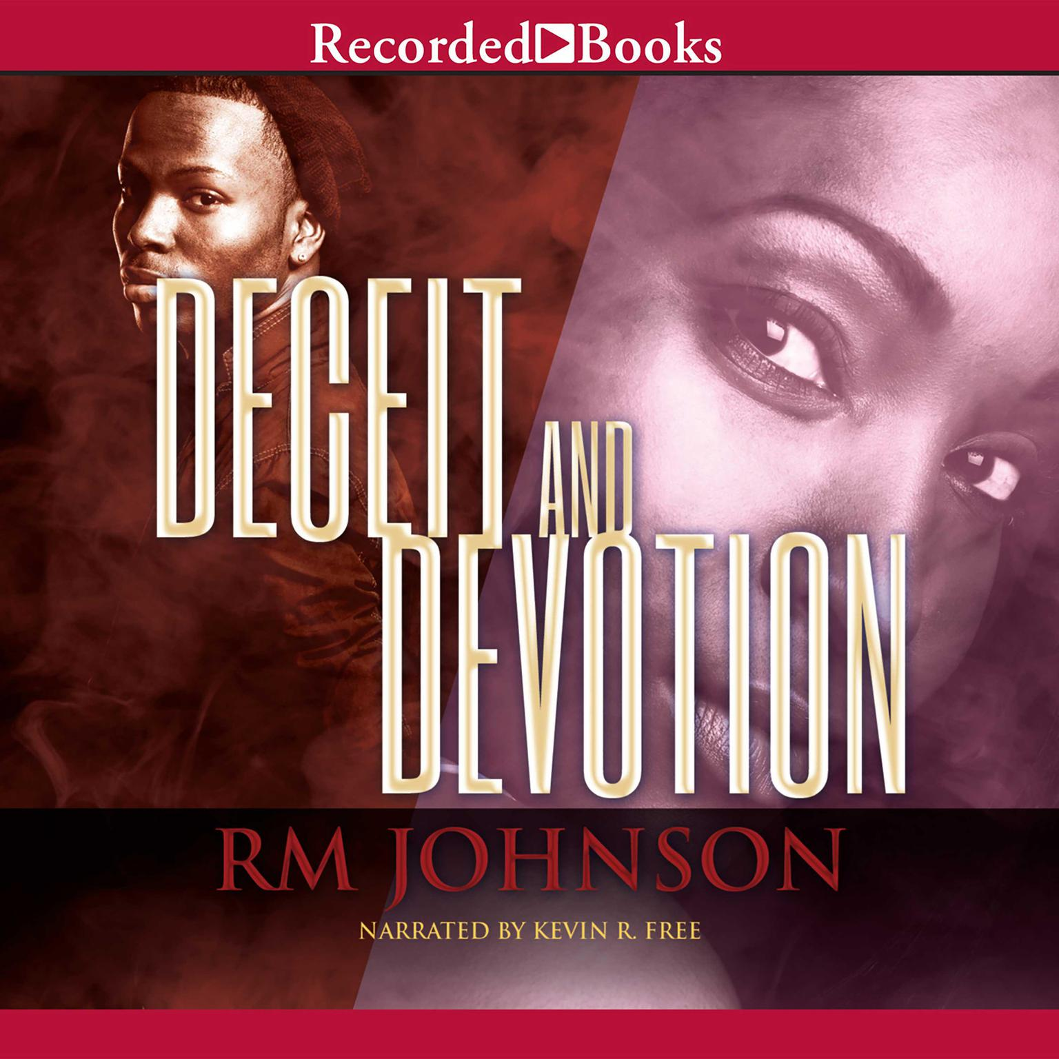 Printable Deceit and Devotion Audiobook Cover Art