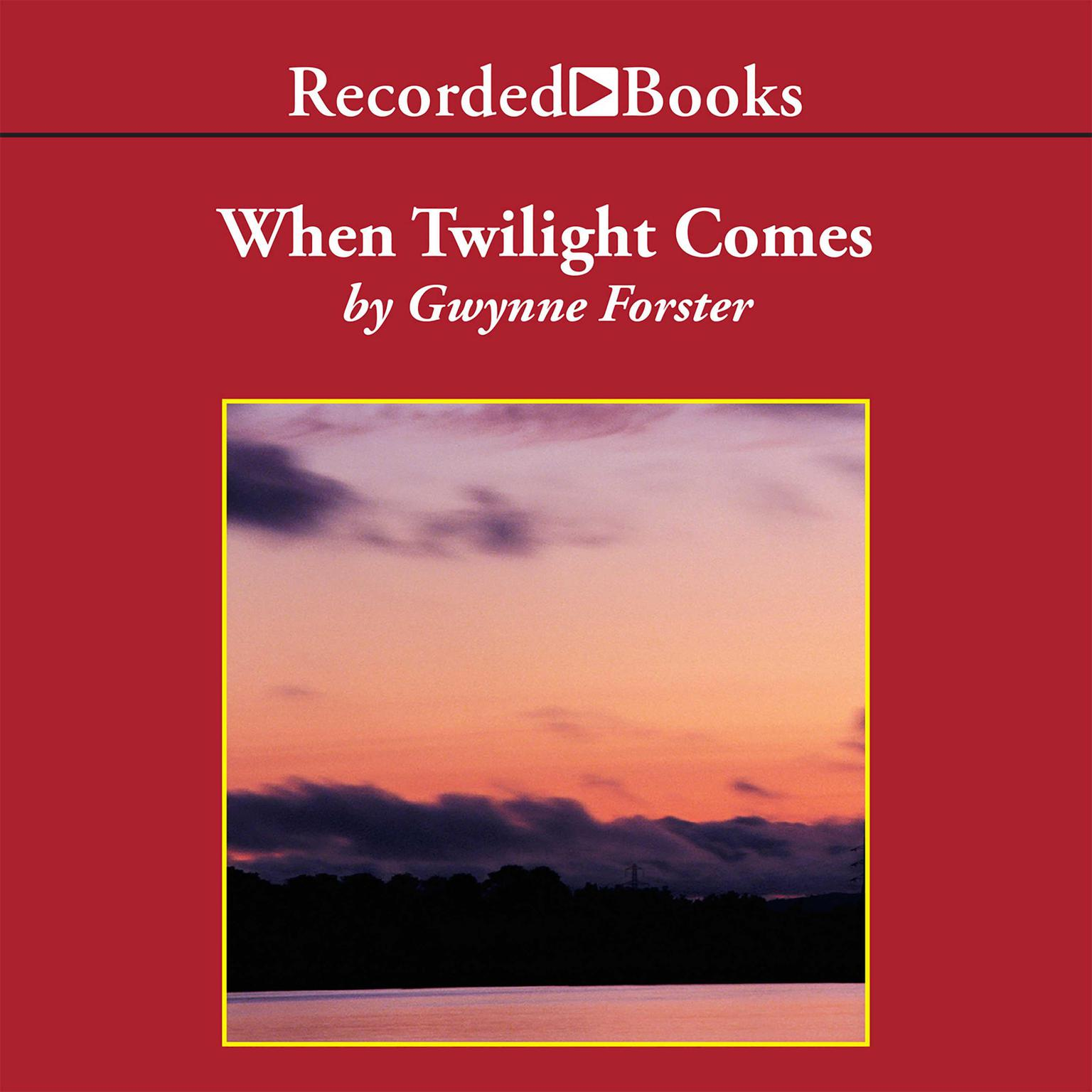 Printable When Twilight Comes Audiobook Cover Art