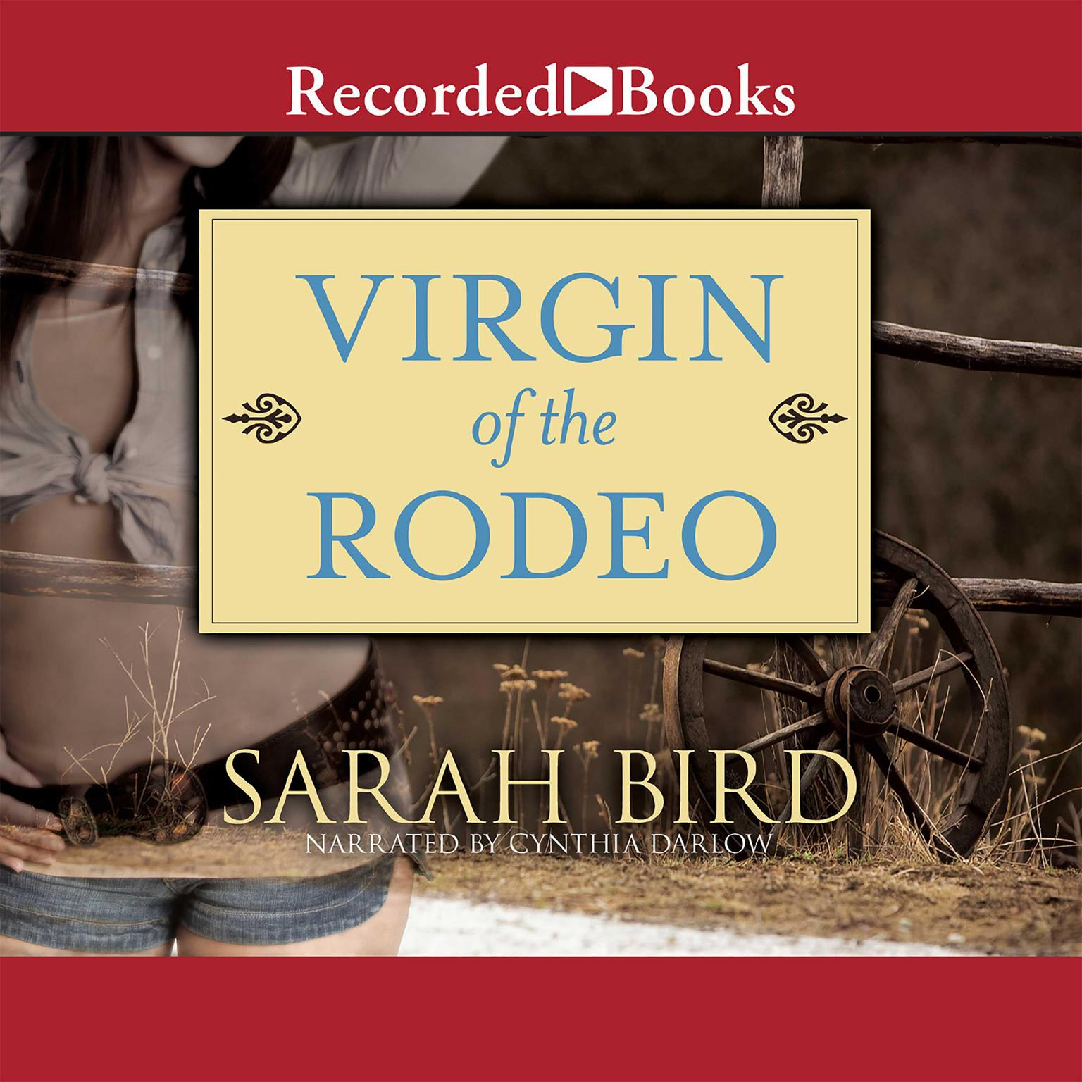 Printable Virgin of the Rodeo Audiobook Cover Art
