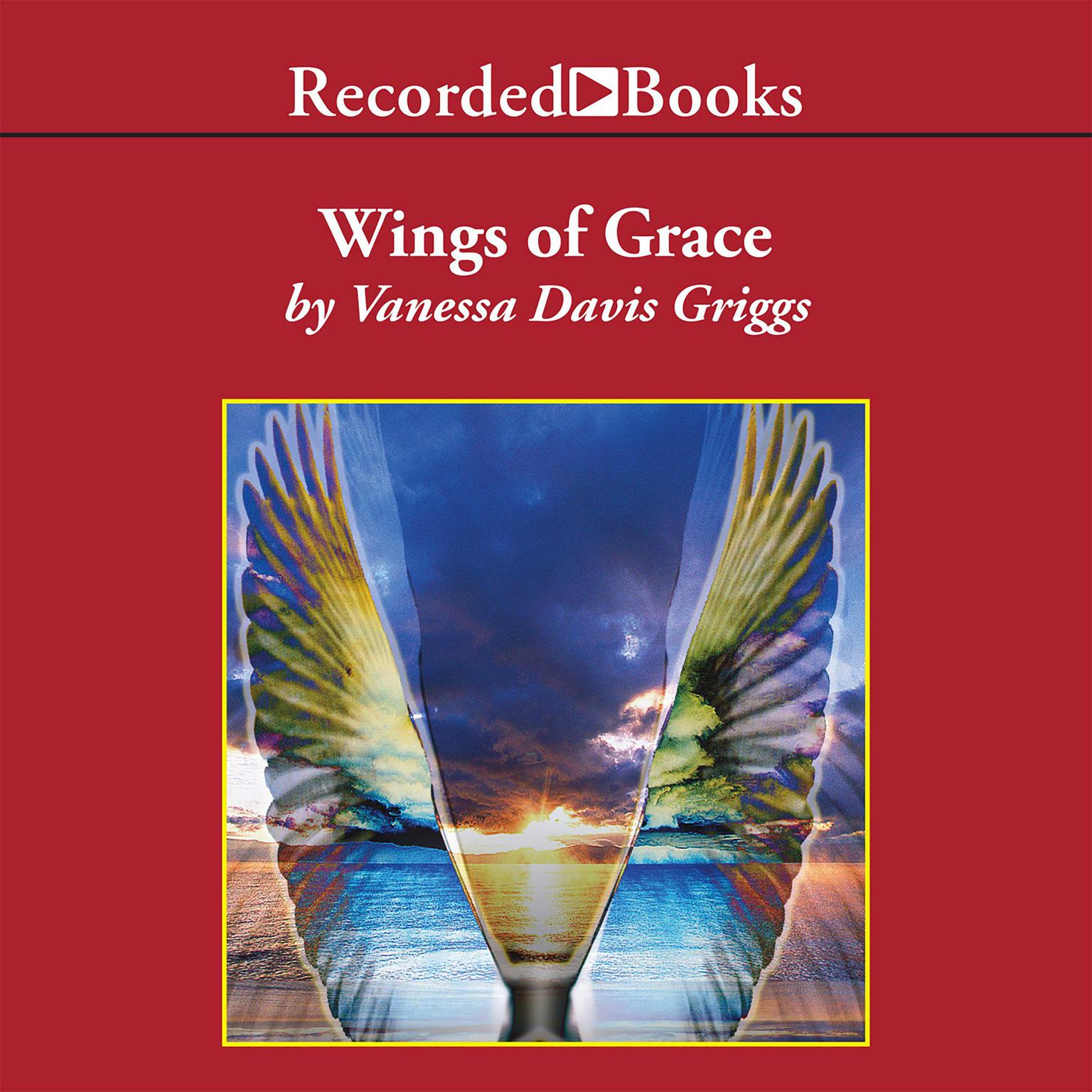 Printable Wings of Grace Audiobook Cover Art