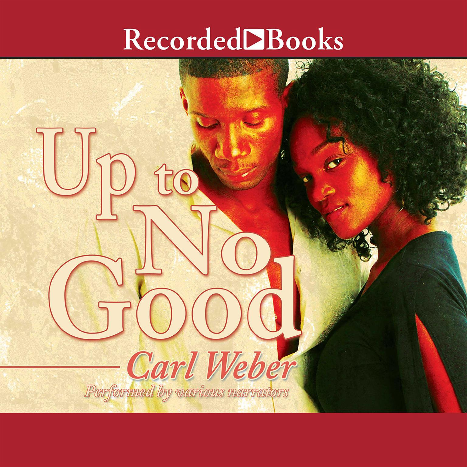 Printable Up to No Good Audiobook Cover Art