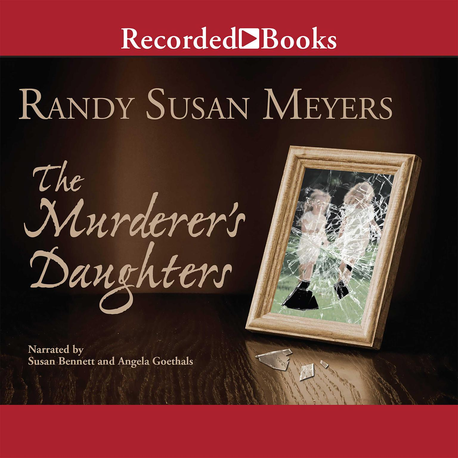 Printable The Murderer's Daughters Audiobook Cover Art