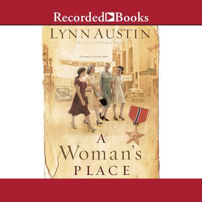 A Womans Place Audiobook, by Lynn Austin