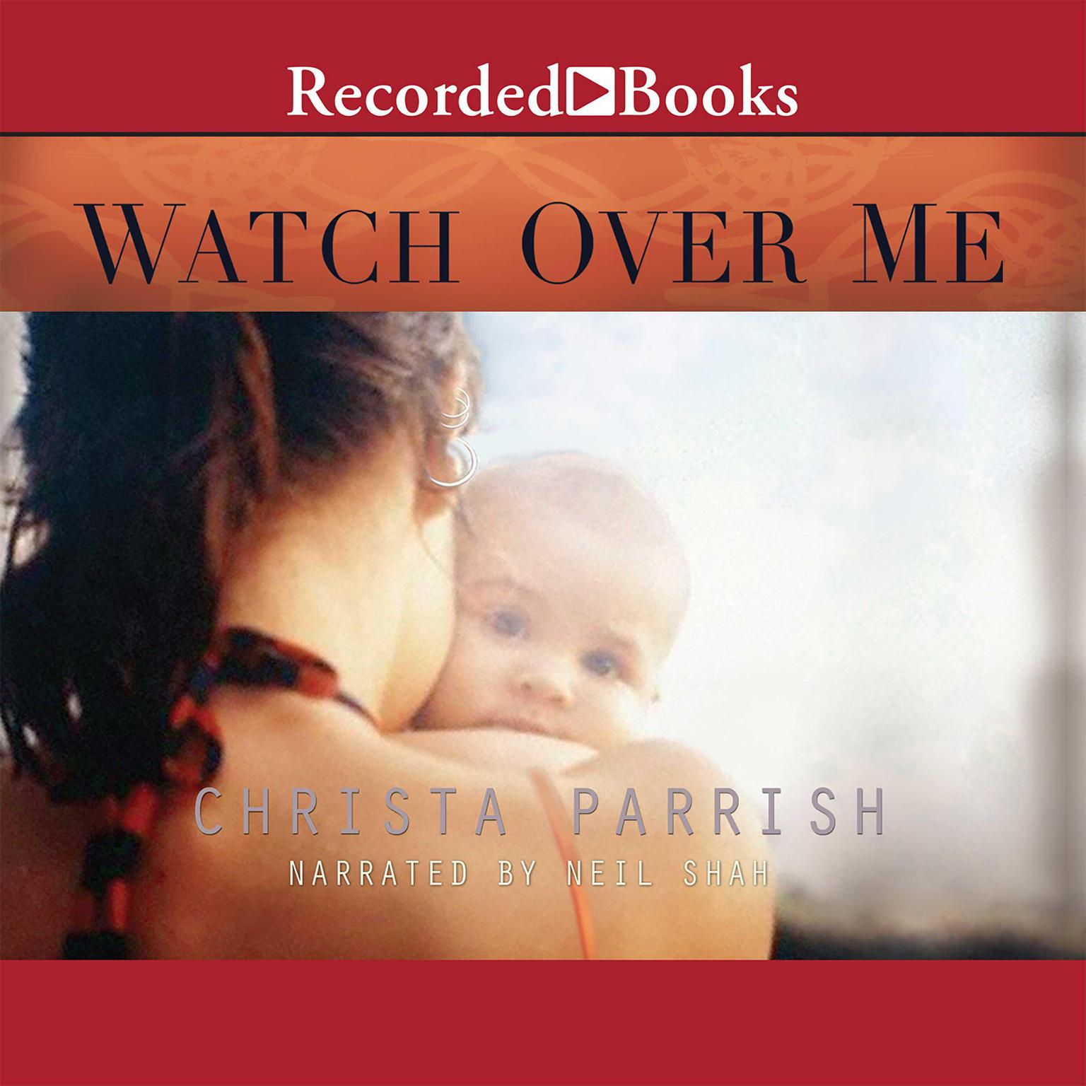Printable Watch Over Me Audiobook Cover Art