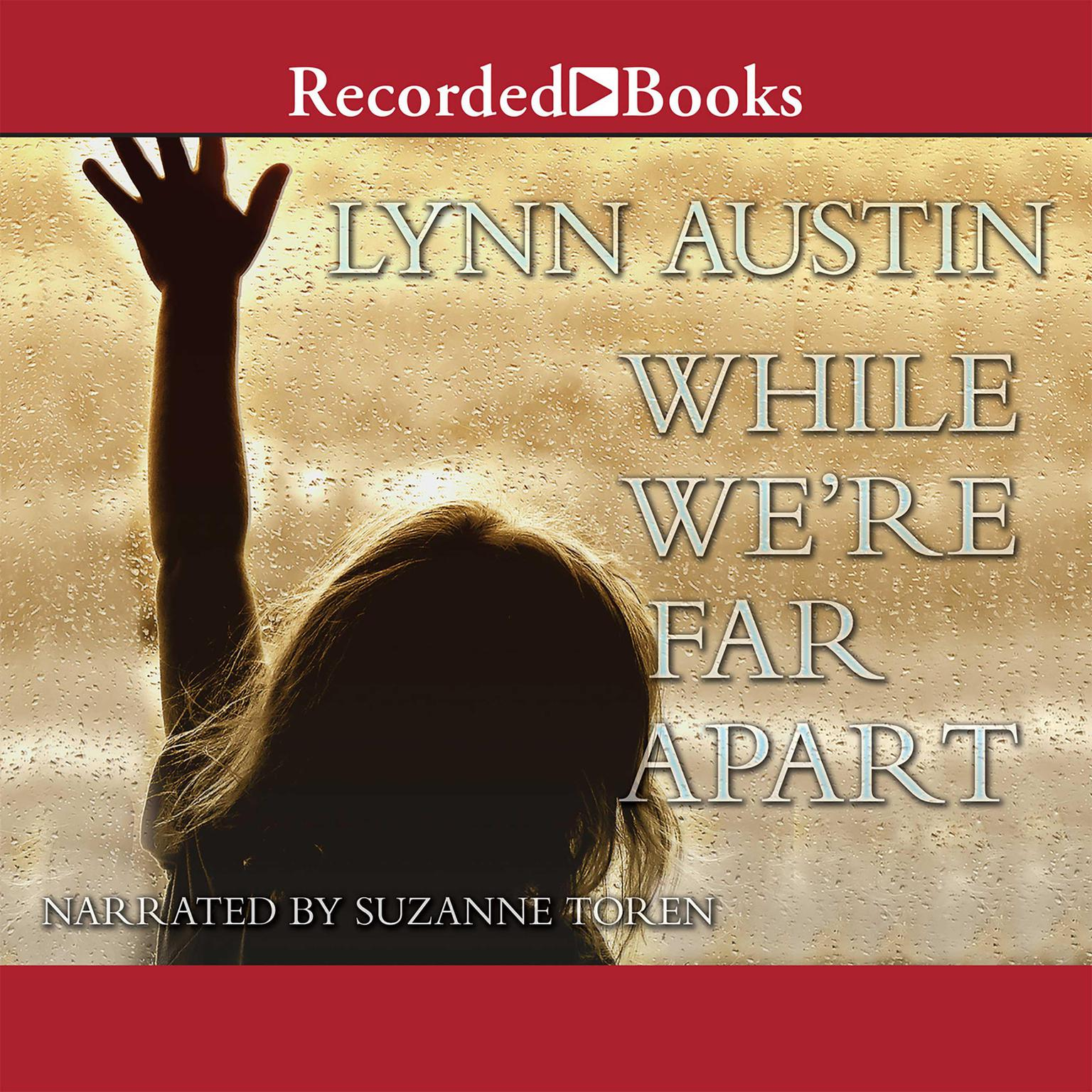 Printable While We're Far Apart Audiobook Cover Art