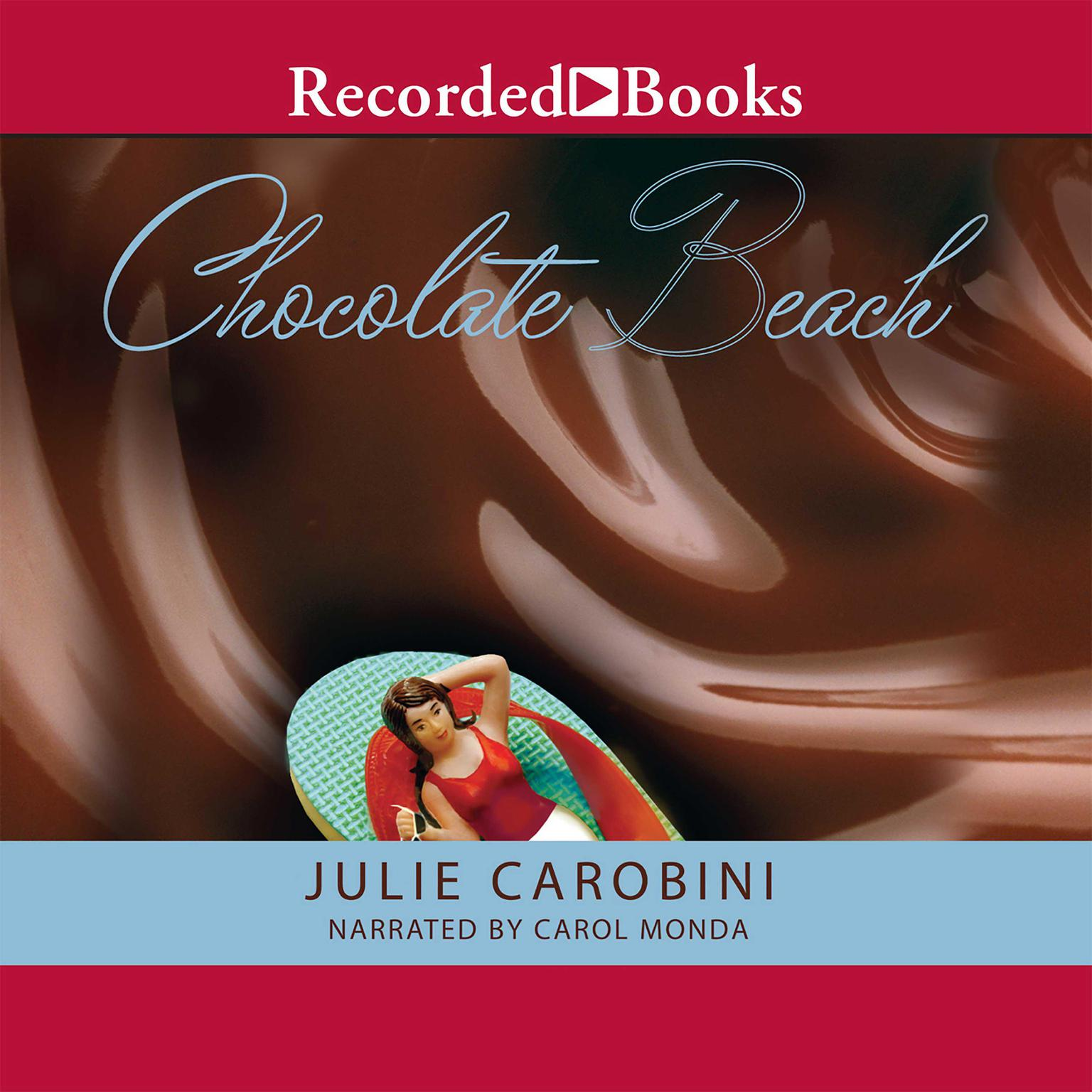 Printable Chocolate Beach Audiobook Cover Art