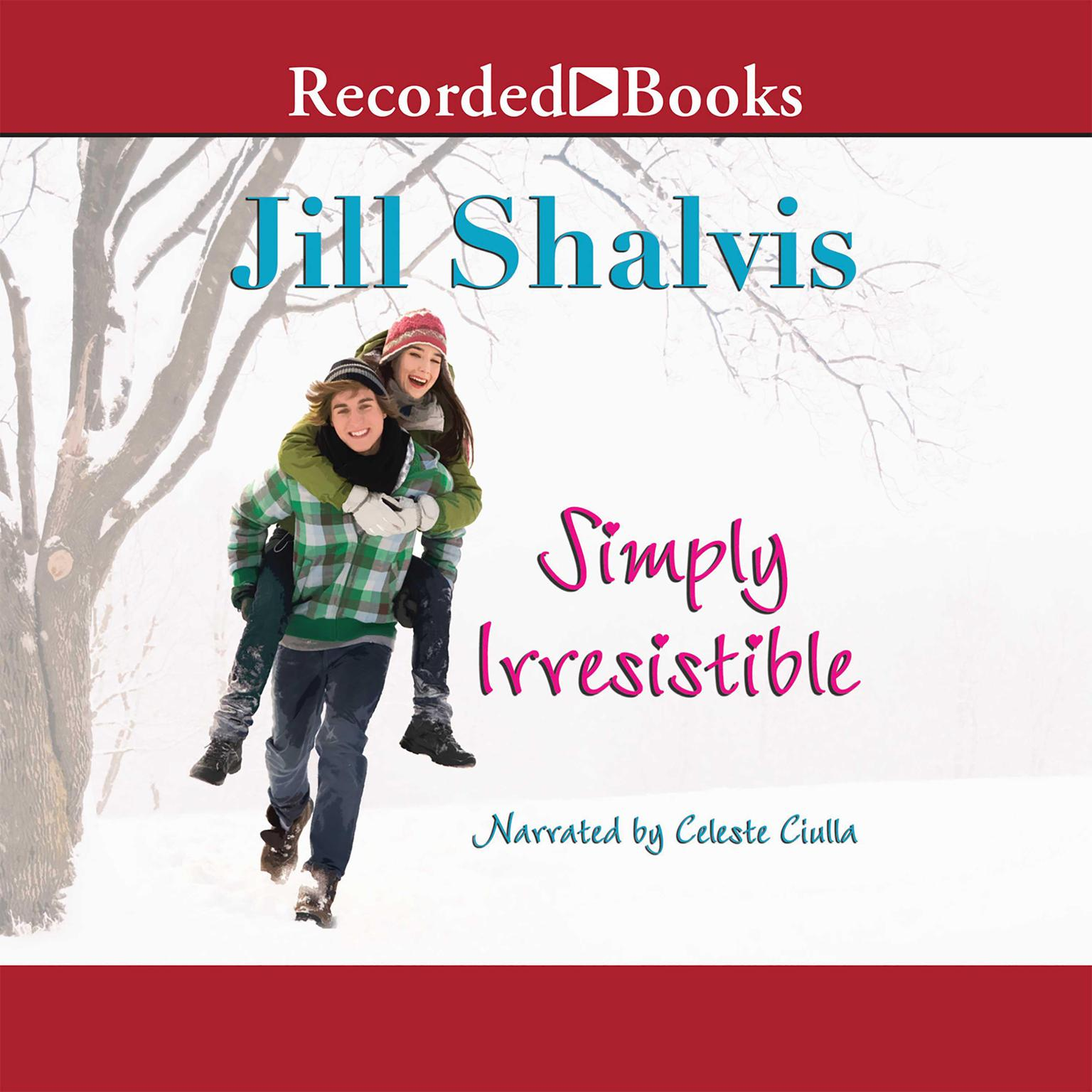 Printable Simply Irresistible Audiobook Cover Art