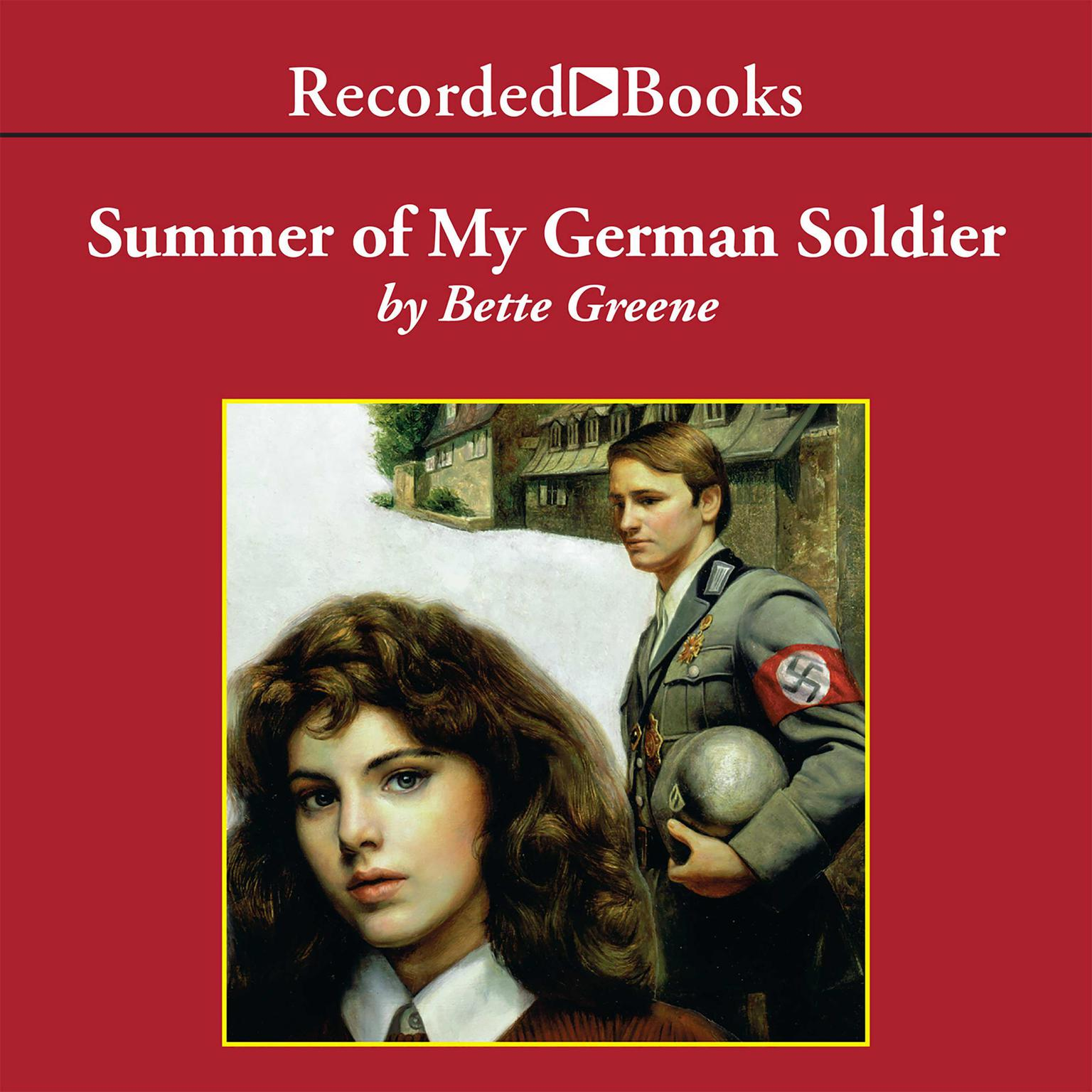 Printable Summer of My German Soldier Audiobook Cover Art