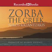 Zorba the Greek Audiobook, by Nikos Kazantzakis