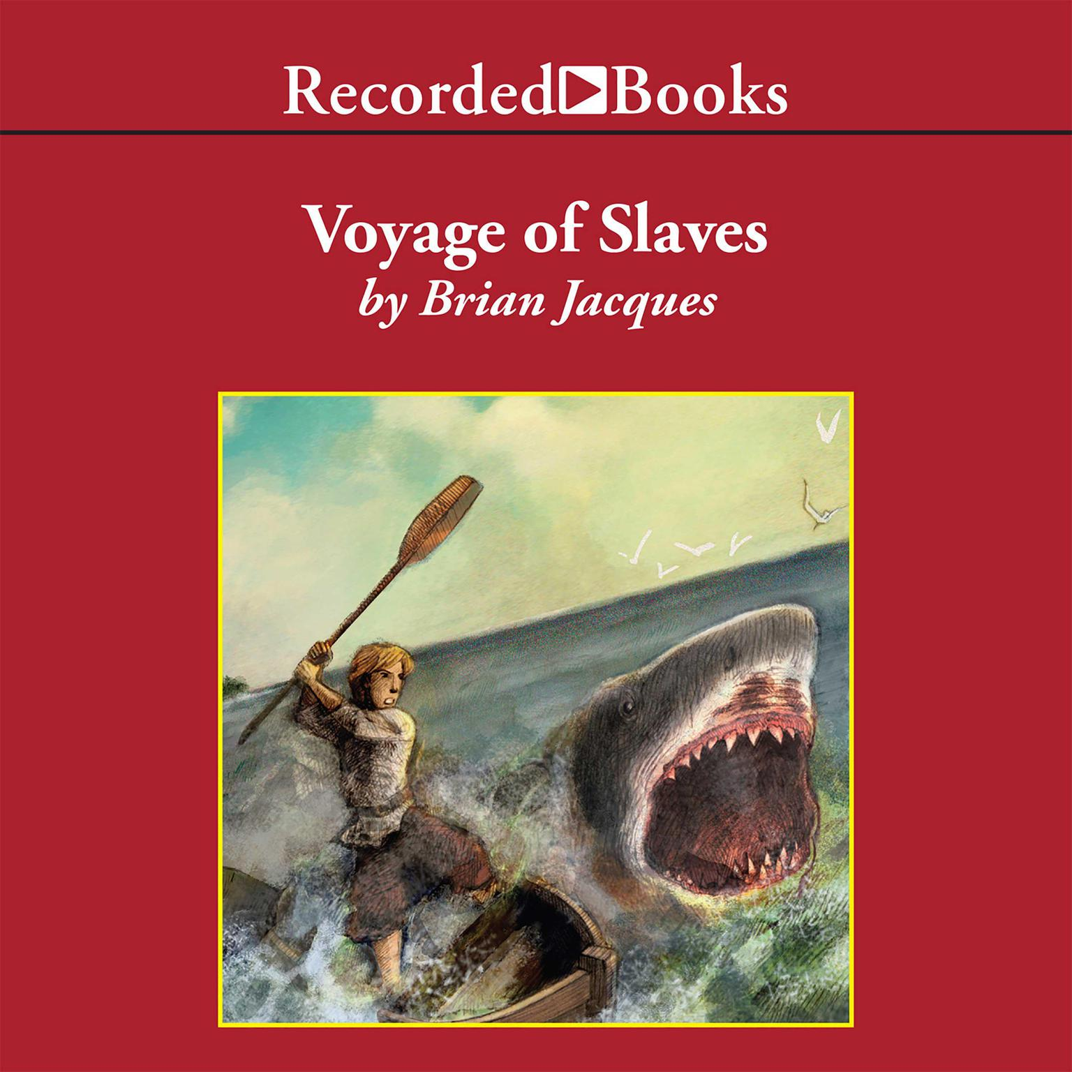 Printable Voyage of Slaves: A Tale from Castaways of the Flying Dutchman Audiobook Cover Art