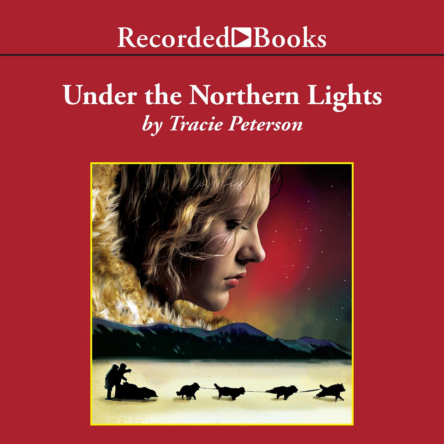 Printable Under the Northern Lights Audiobook Cover Art
