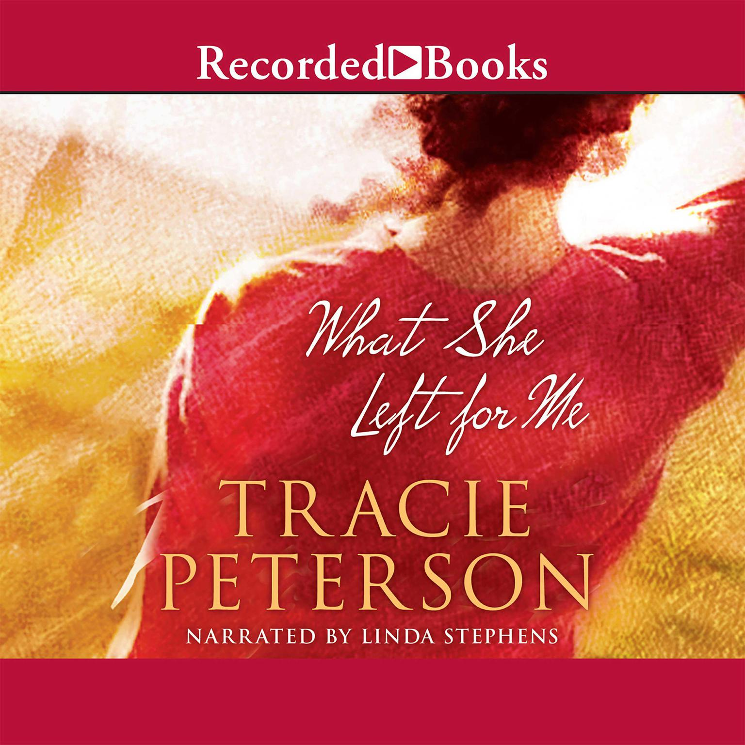 Printable What She Left for Me Audiobook Cover Art
