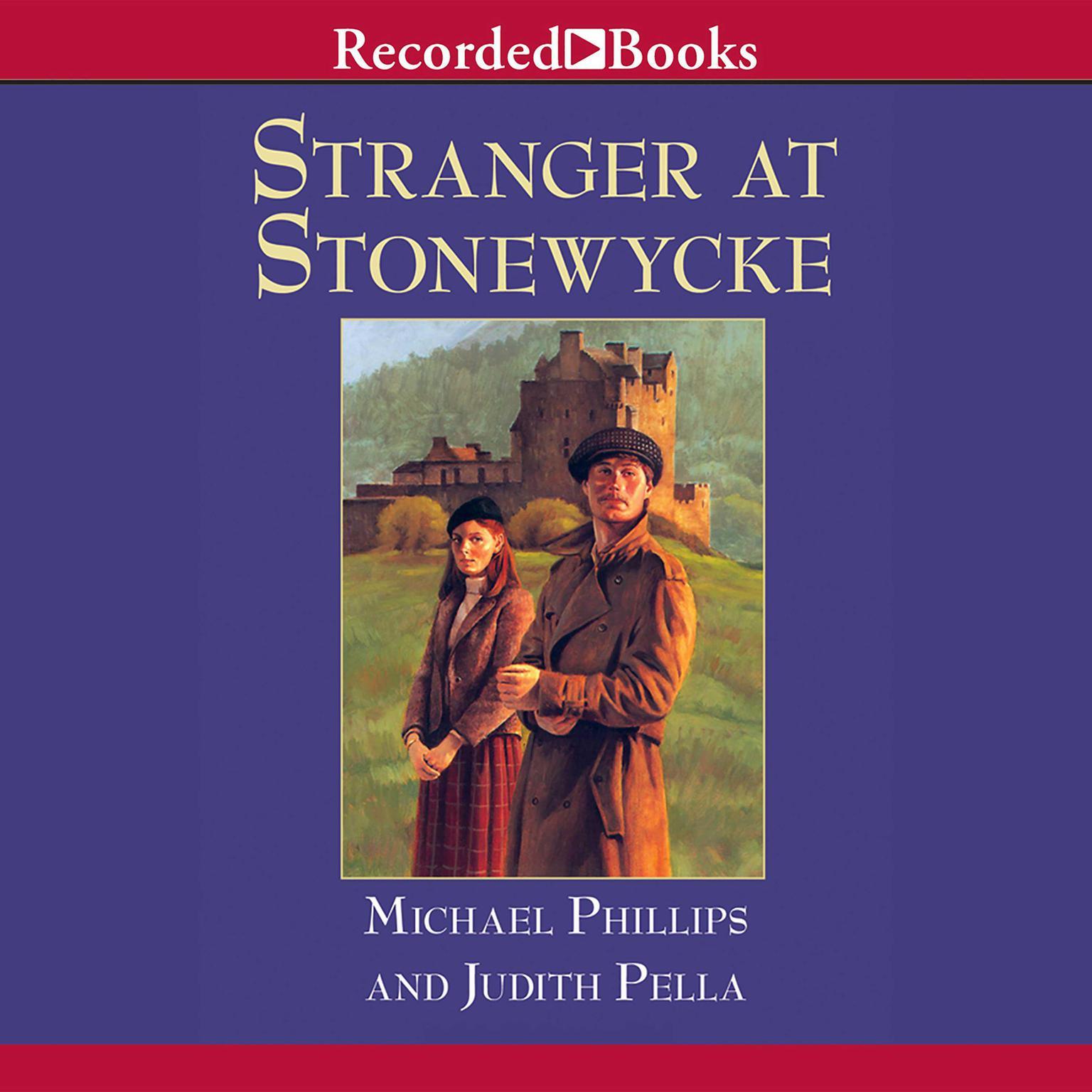 Printable Stranger at Stonewycke Audiobook Cover Art