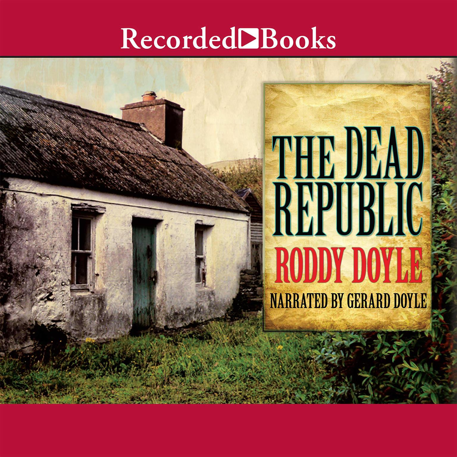 Printable The Dead Republic Audiobook Cover Art