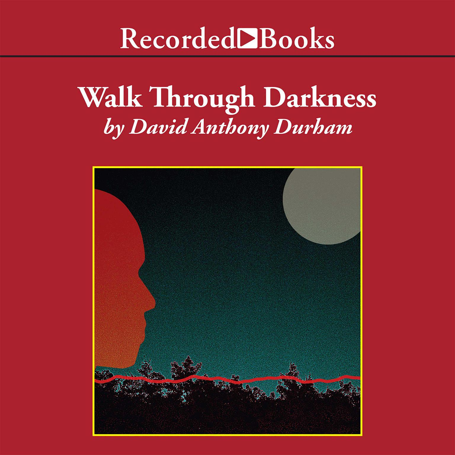 Printable Walk through Darkness Audiobook Cover Art