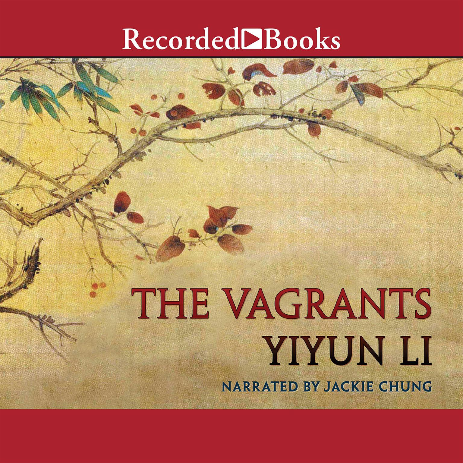 Printable The Vagrants Audiobook Cover Art