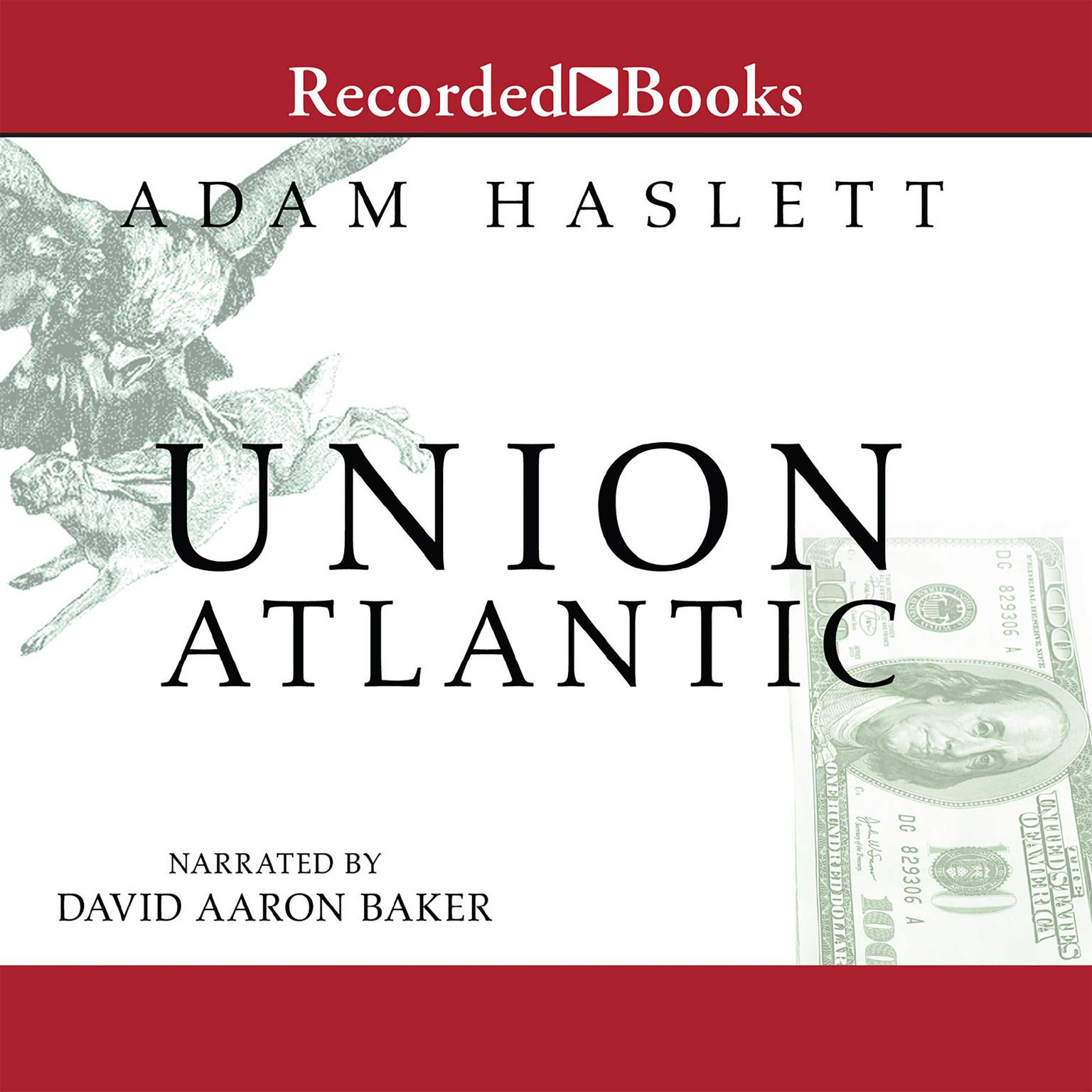 Printable Union Atlantic Audiobook Cover Art