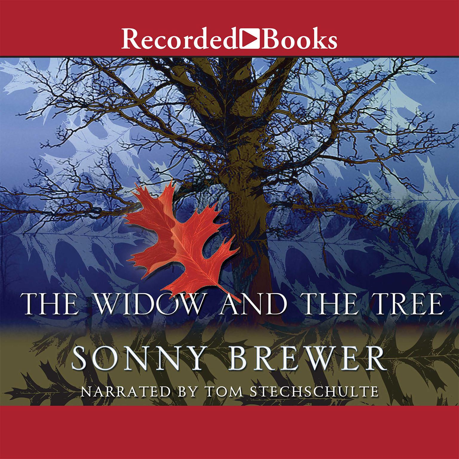 Printable The Widow and the Tree Audiobook Cover Art