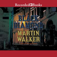 Black Diamond: A Mystery of the French Countryside Audiobook, by Martin Walker