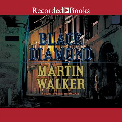 Black Diamond: A Mystery of the French Countryside Audiobook, by