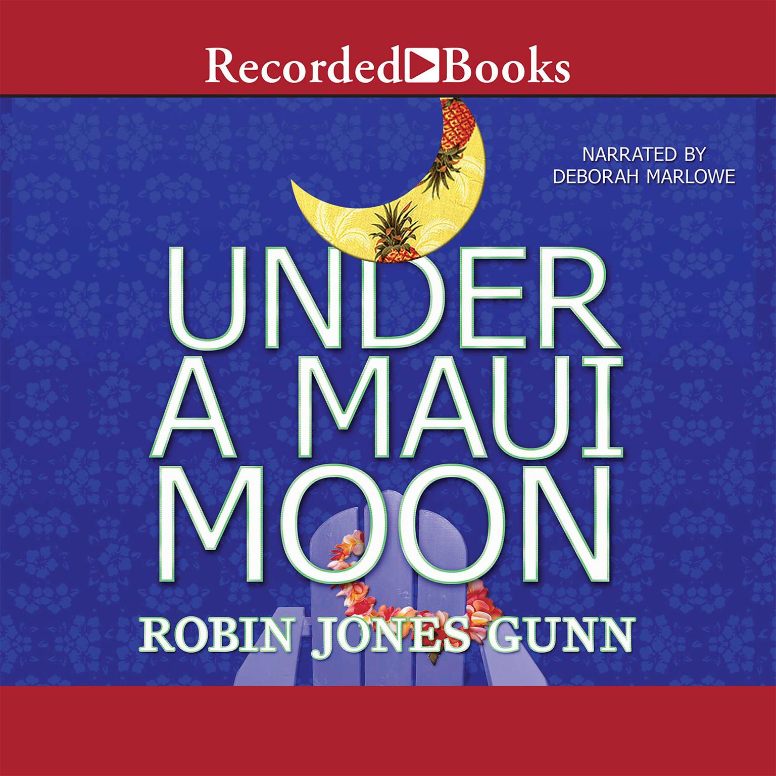 Printable Under a Maui Moon Audiobook Cover Art