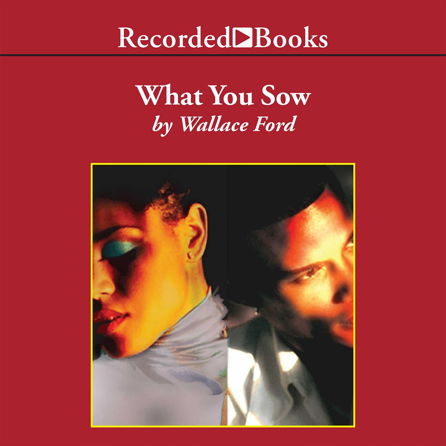 Printable What You Sow Audiobook Cover Art