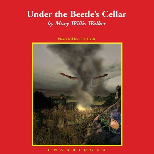 Printable Under the Beetle's Cellar Audiobook Cover Art