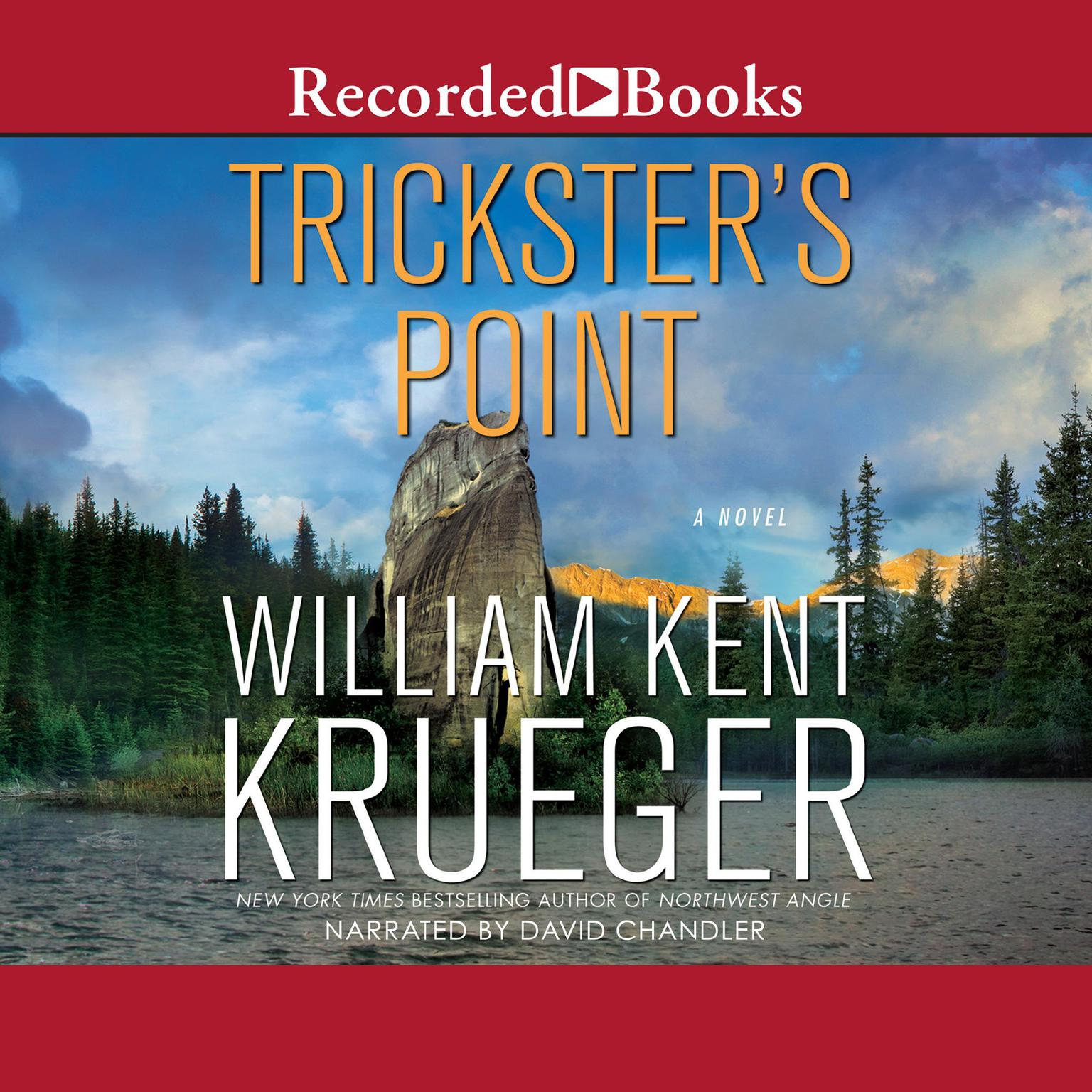 Printable Trickster's Point Audiobook Cover Art