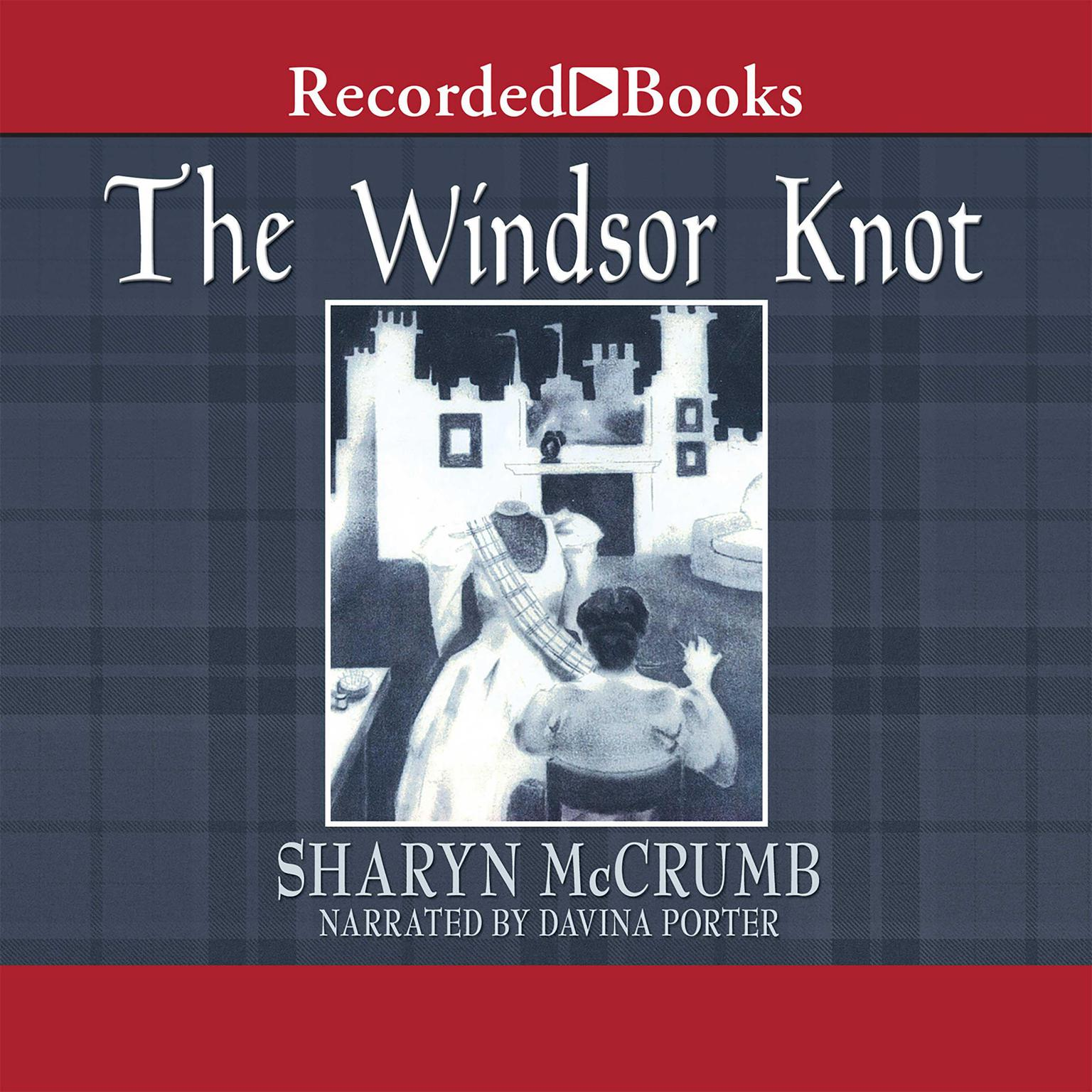 Printable The Windsor Knot Audiobook Cover Art
